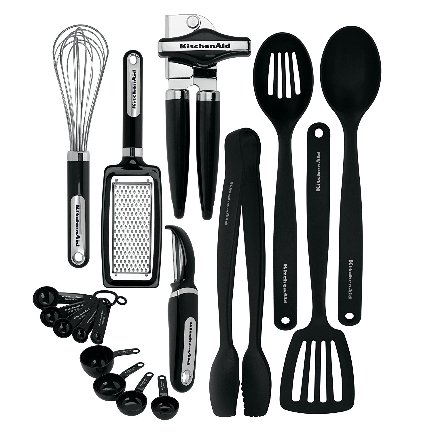 17- PIECES KITCHEN SET – KitchenAid by Lifetime Brands
