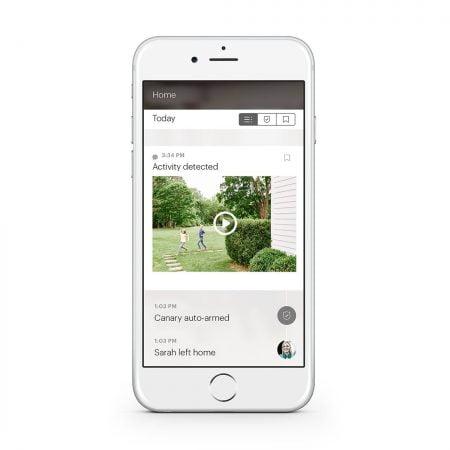 Canary Flex Outdoor Security Camera - Weatherproof