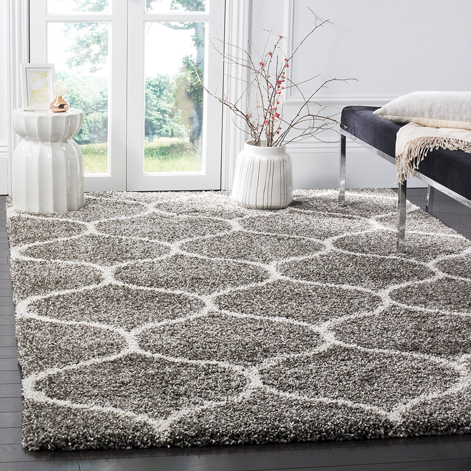 Hudson Shag Area Rug by Safavieh