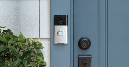 Ring Doorbell works with Alexa