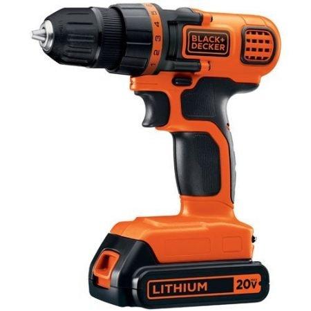 20V MAX Lithium Ion Drill/Driver