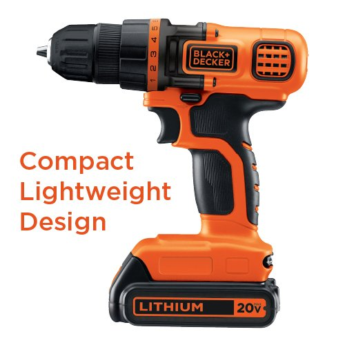 20V MAX Lithium Ion Drill/Driver