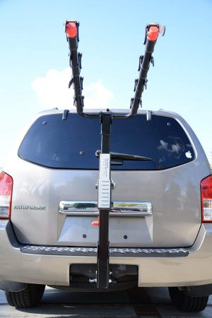Bike Rack an Carrier