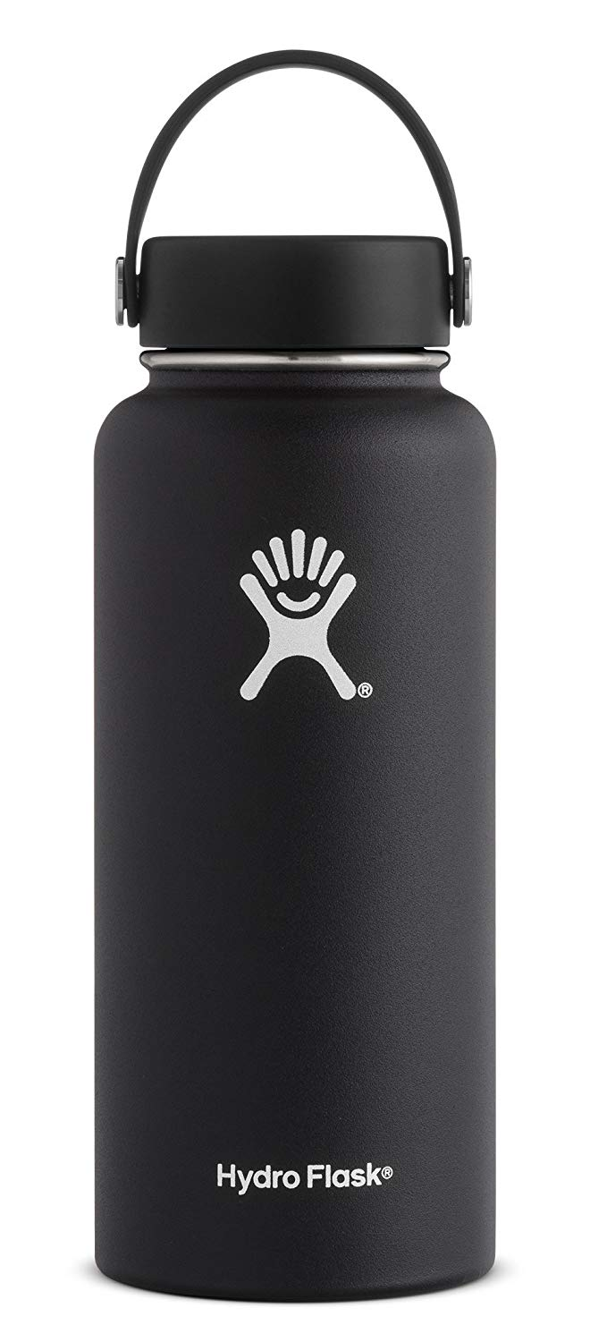 Insulated Stainless Steel Sports Water Bottle