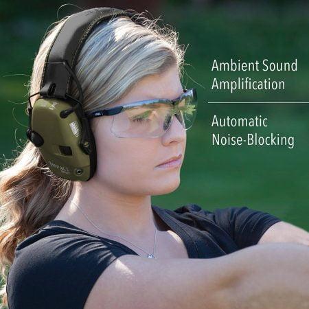 Electronic Shooting Earmuff