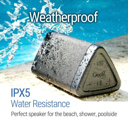 Portable Bluetooth Speaker with 100ft Wireless Range