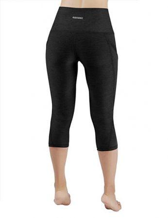 High Waist Out Pocket Yoga Pants
