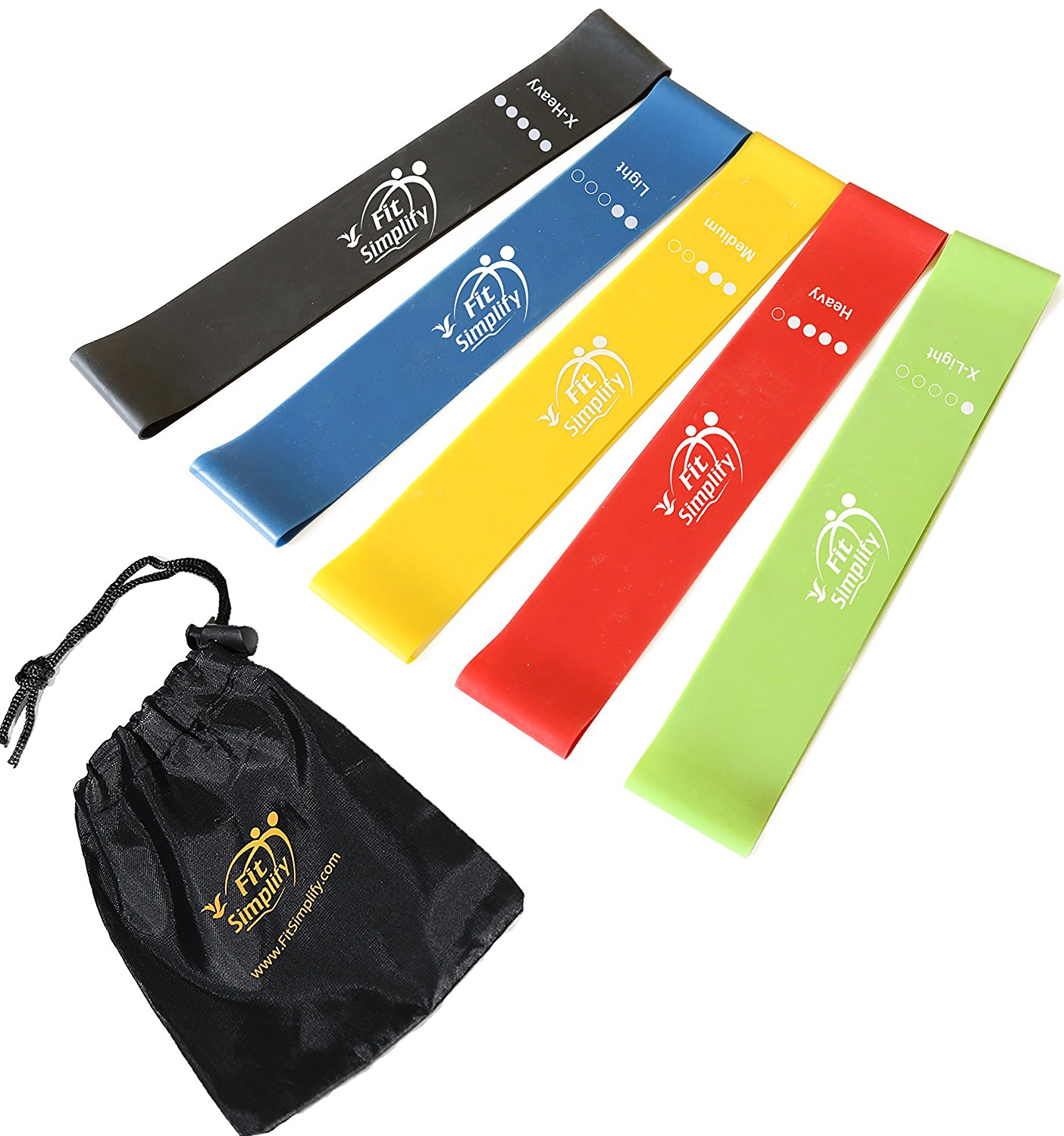 Resistance Loop Exercise Bands