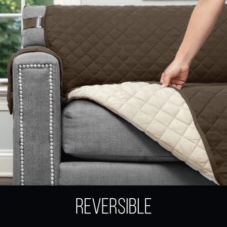 Reversible Chair Slipcover