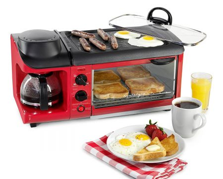 3-in-1 Family Size Breakfast Station