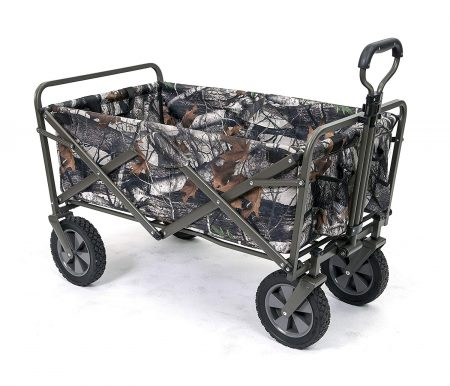 Collapsible Outdoor Folding Wagon
