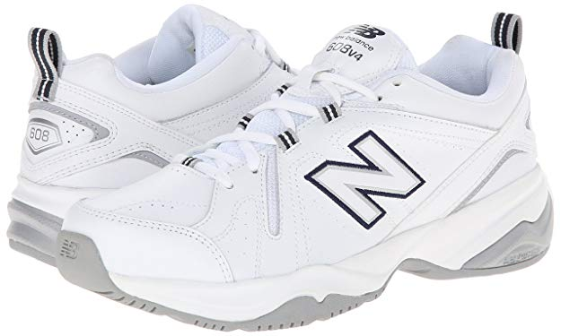 New Balance White Sport Training Shoe Women's