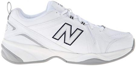 New Balance White Sport Training Shoe Women's