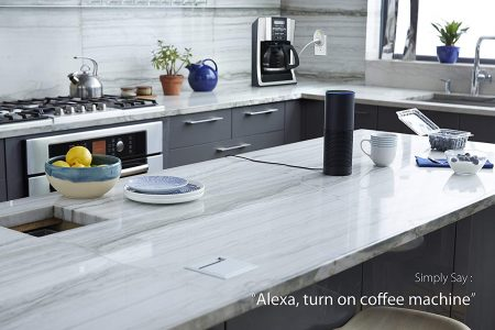 TP-Link HS100 Kasa WiFi Smart Plug, No Hub Required, Works with Alexa Echo & Google Assistant