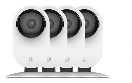 4pc Home Camera with Night Vision