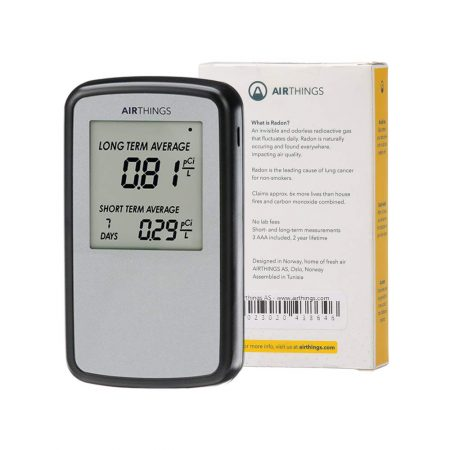 Home Radon Detector