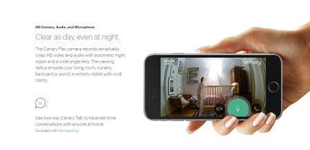Indoor 1080p HD Security Camera