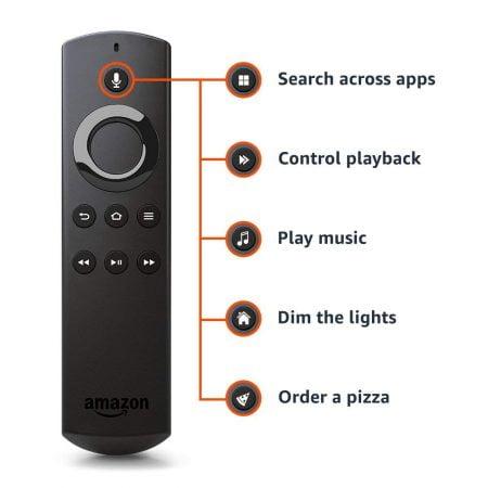 TV Stick with Alexa Voice Remote