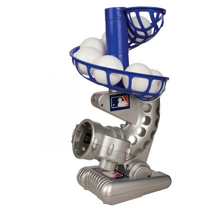 Electronic Baseball Pitching Machine