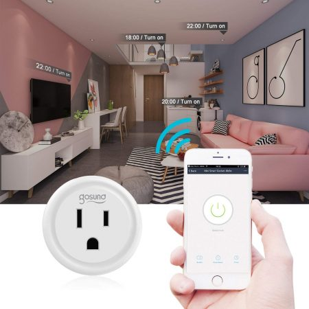 Smart plugwith Alexa