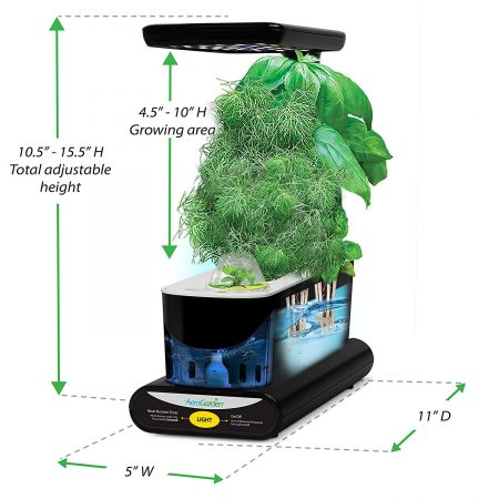 Sprout LED with Gourmet Herb Seed Pod Kit