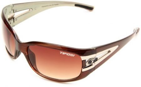 Tifosi Women's Lust Wrap Sunglasses