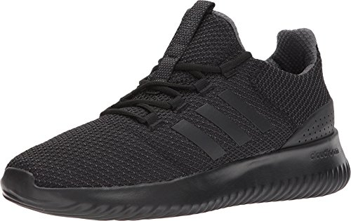 adidas Men's Cloudfoam Ultimate Running Shoe Utility Black, 9.5 M US