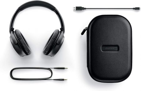 Wireless Headphones, Noise Cancelling, with Alexa voice control
