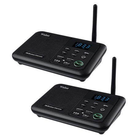 Wireless Intercom System for Home House Business Office