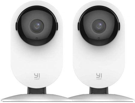 Home Camera - Motion Alerts, Night Vision, Baby Monitor