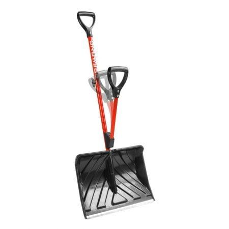 Shovelution Strain-Reducing Snow Shovel