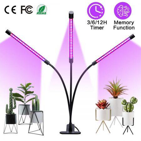 Grow Lamp Bulbs Plant Lights Full Spectrum