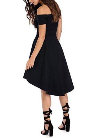Women-Cocktail Skater Dress