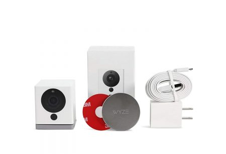 Indoor Wireless Smart Home Camera