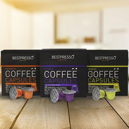 Coffee for Nespresso OriginalLine Machine 120 Pods