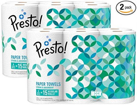 Quick-Size Paper Towels
