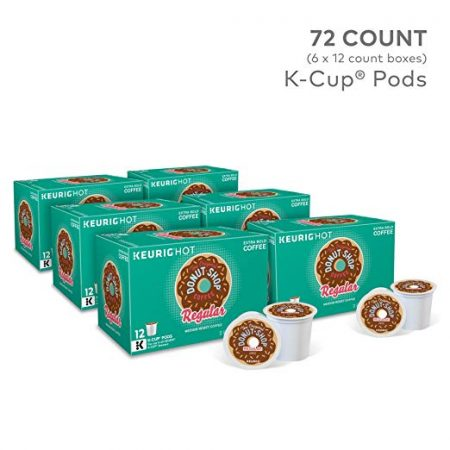 Donut Shop K-Cup Pods