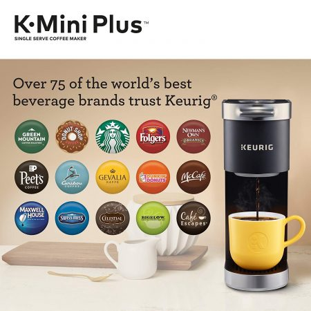 Single Serve K-Cup Pod Coffee Maker