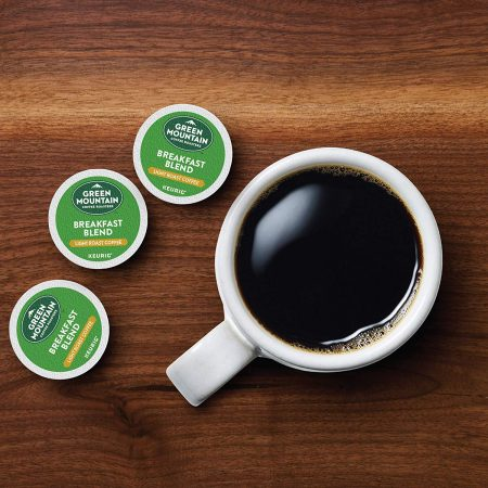 Single Serve Coffee K-Cup Pod
