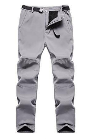Women's Outdoor Waterproof Windproof Pants