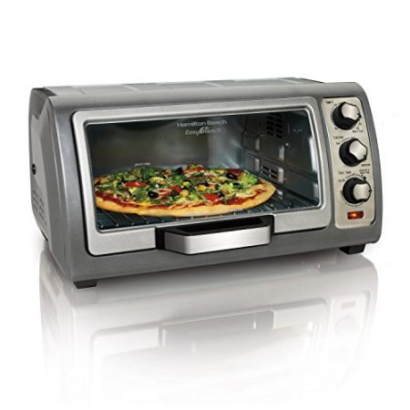 Easy Reach Toaster Oven