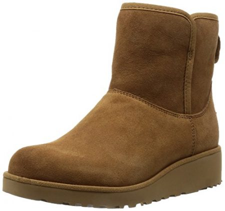 UGG Women's Kristin Winter Boot, Chestnut, 6.5 B US
