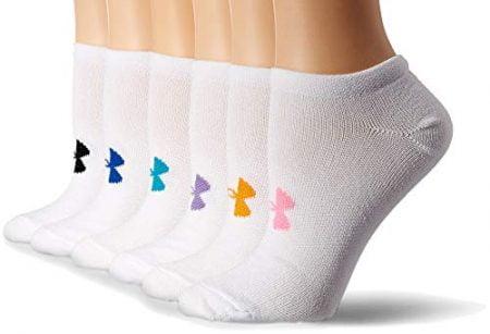 Women's Essential Socks (6 Pairs)