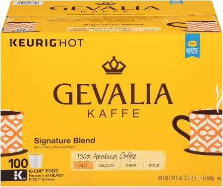 Gevalia Signature Blend Coffee