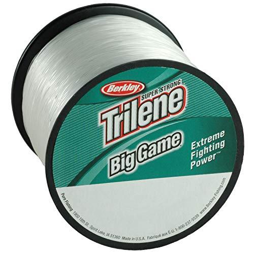 Berkley Trilene Big Game Monofilament Custom Spool