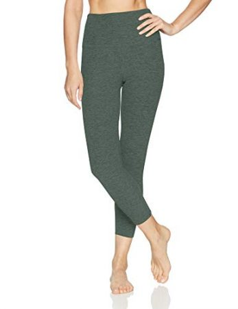 Beyond Yoga Women's Spacedye High Waist Capri Leggings