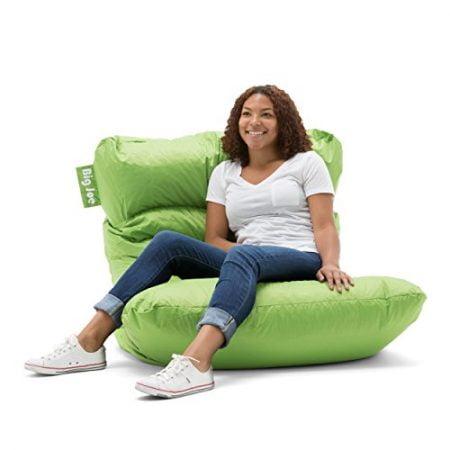 Big Joe Roma Bean Bag Chair, Spicy Lime