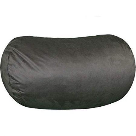 Cozy Sack 640-CBB-GREY Maui Beanbag Chair, 6', Grey