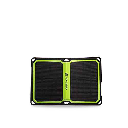 Goal Zero Nomad 7 Plus Solar Panel Recharger, Nomad 7 Plus, Monocrystalline