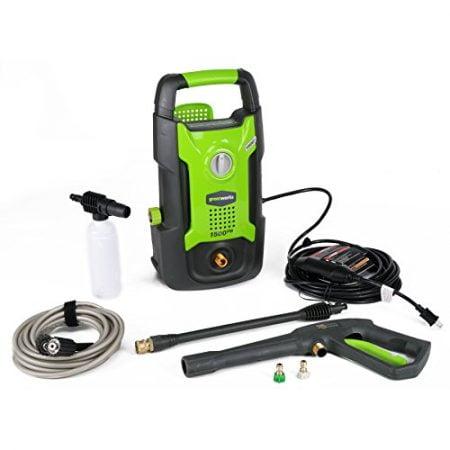 Greenworks 1500 PSI 13 Amp 1.2 GPM Pressure Washer GPW1501